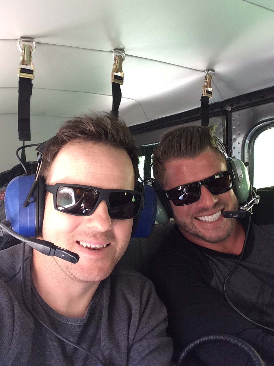 Jesse & Cody - Float Plane over the Nootka Sound