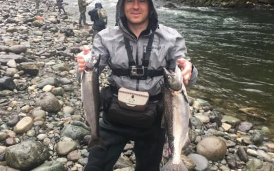 A Happy Thanksgiving on the Chilliwack River!