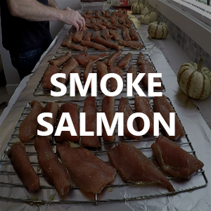 How to Smoke Salmon & Trout