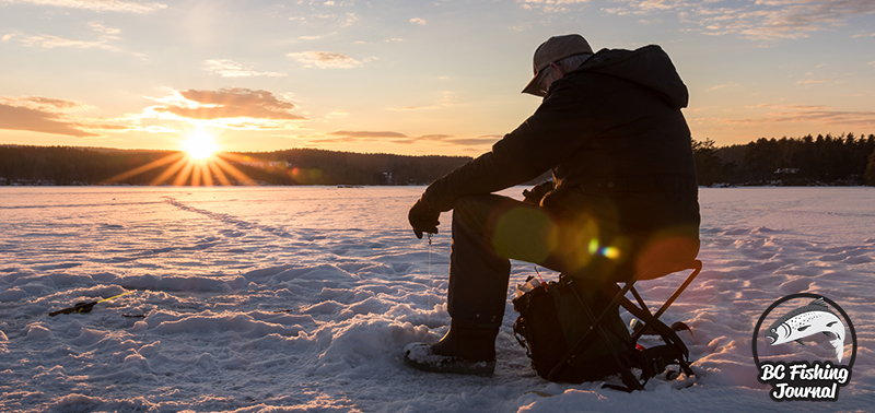 3 Best Ice Fishing Shelters for the money - BC Fishing Journal