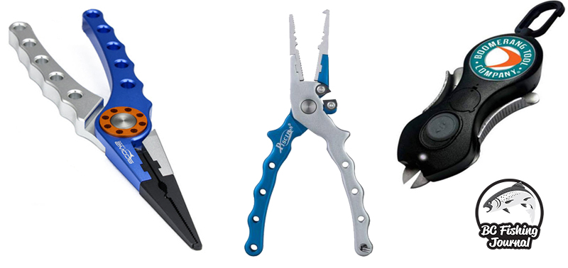 Tackle guide best fishing pliers bc fishing journal for Best fishing pliers