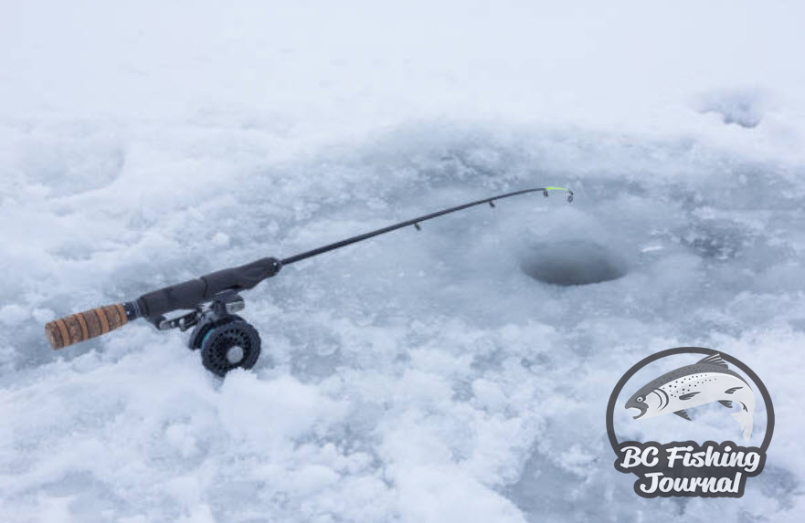 Best Ice Fishing Rods And Tip Ups Bc Fishing Journal